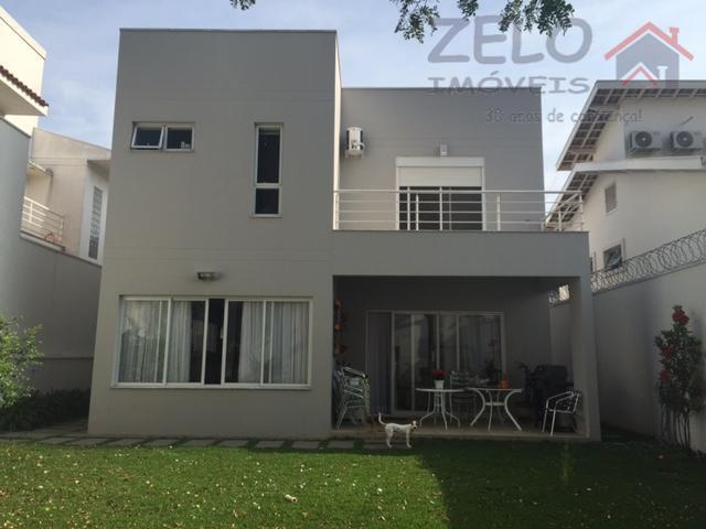 Casa residencial à venda, Jardim Santa Teresa, Jundiaí.