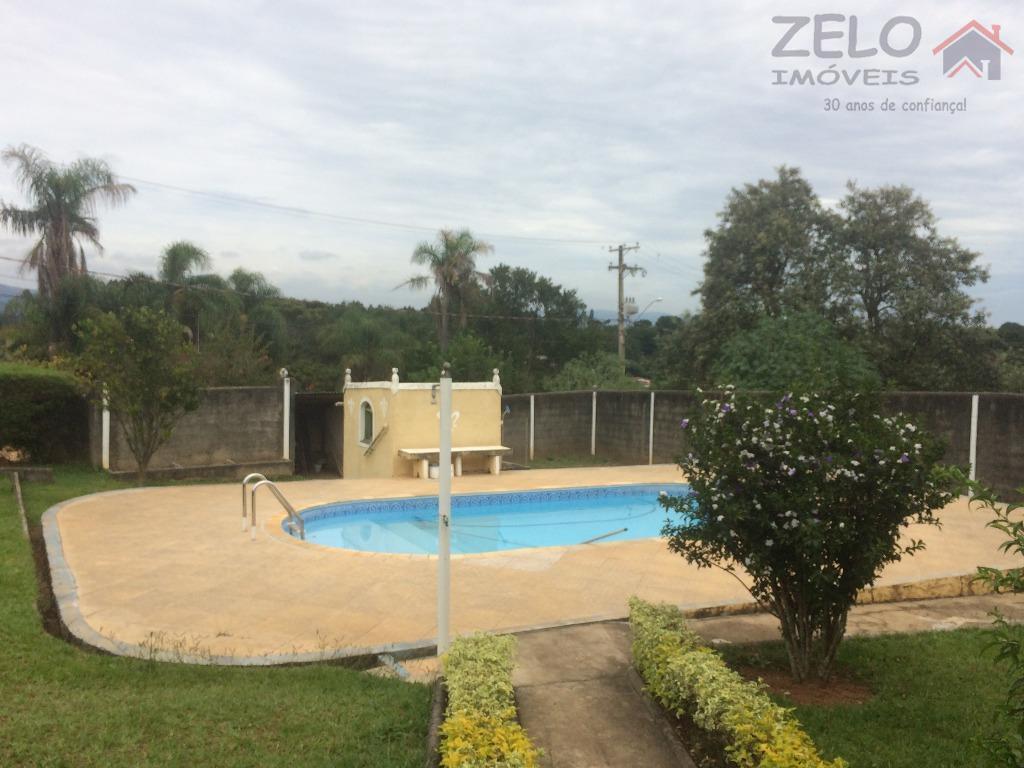 Chácara residencial à venda, Ville Saint James I, Campo Limpo Paulista.