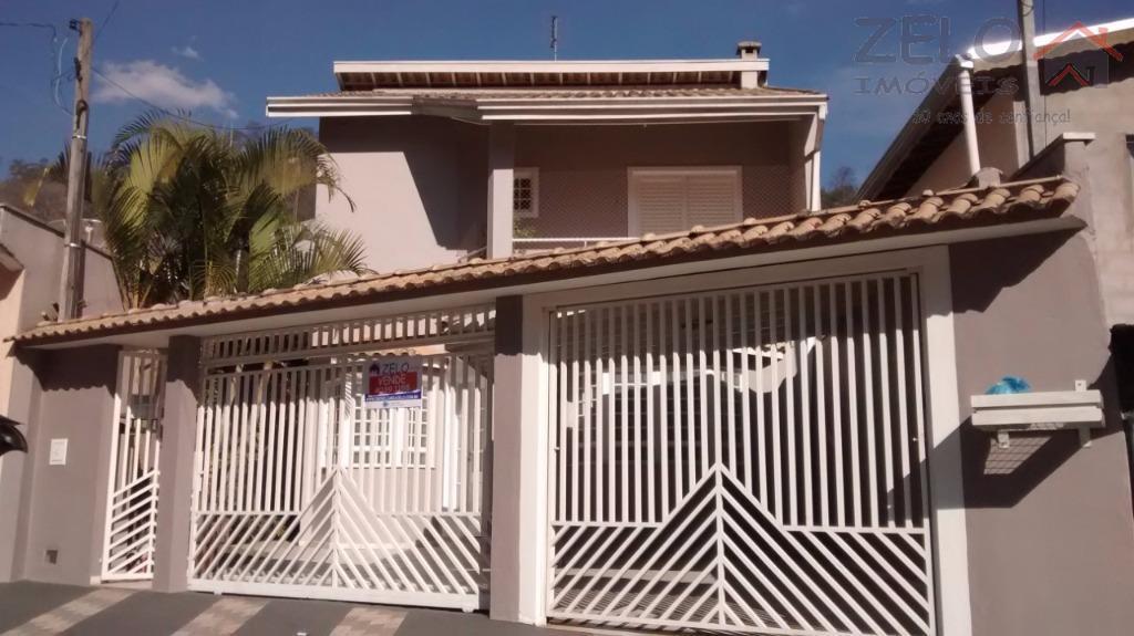 Casa residencial à venda, Jardim São Conrado, Campo Limpo Paulista.