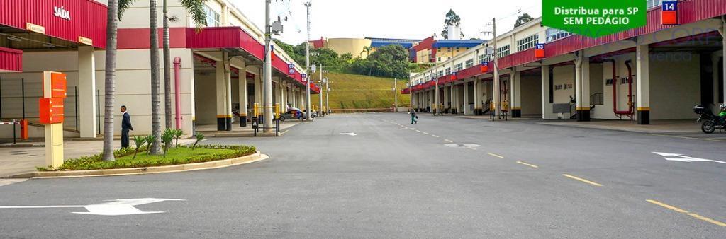 Galpão comercial para locação, Jardim Maria Dirce, Guarulhos