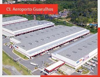 Galpão comercial para locação, Taboão, Guarulhos.