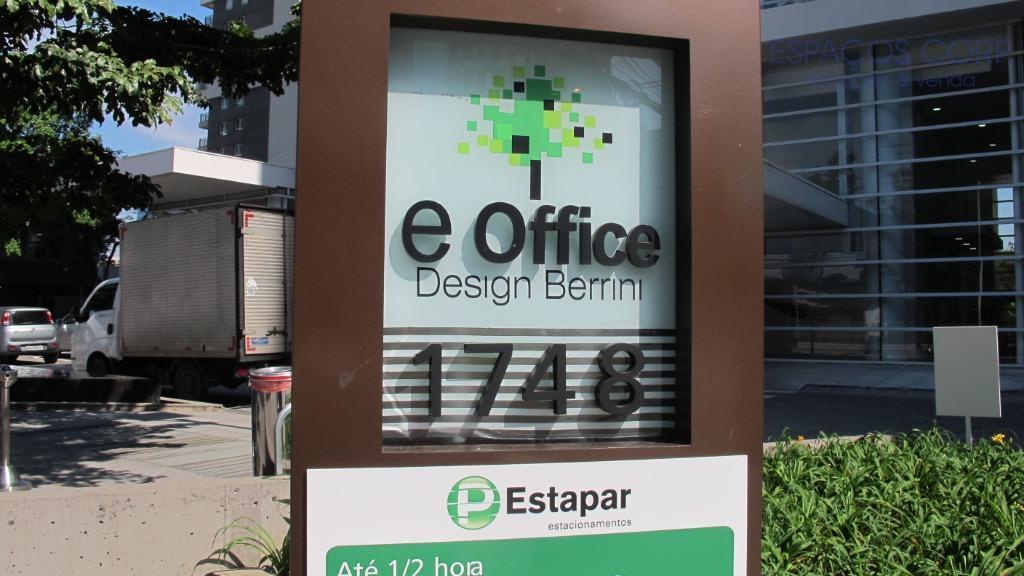 Laje à venda, 390m² - Brooklin - São Paulo/SP