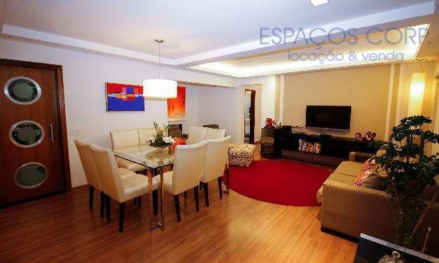 Apartamento com 3 dormitórios à venda, 115 m² - Brooklin - S