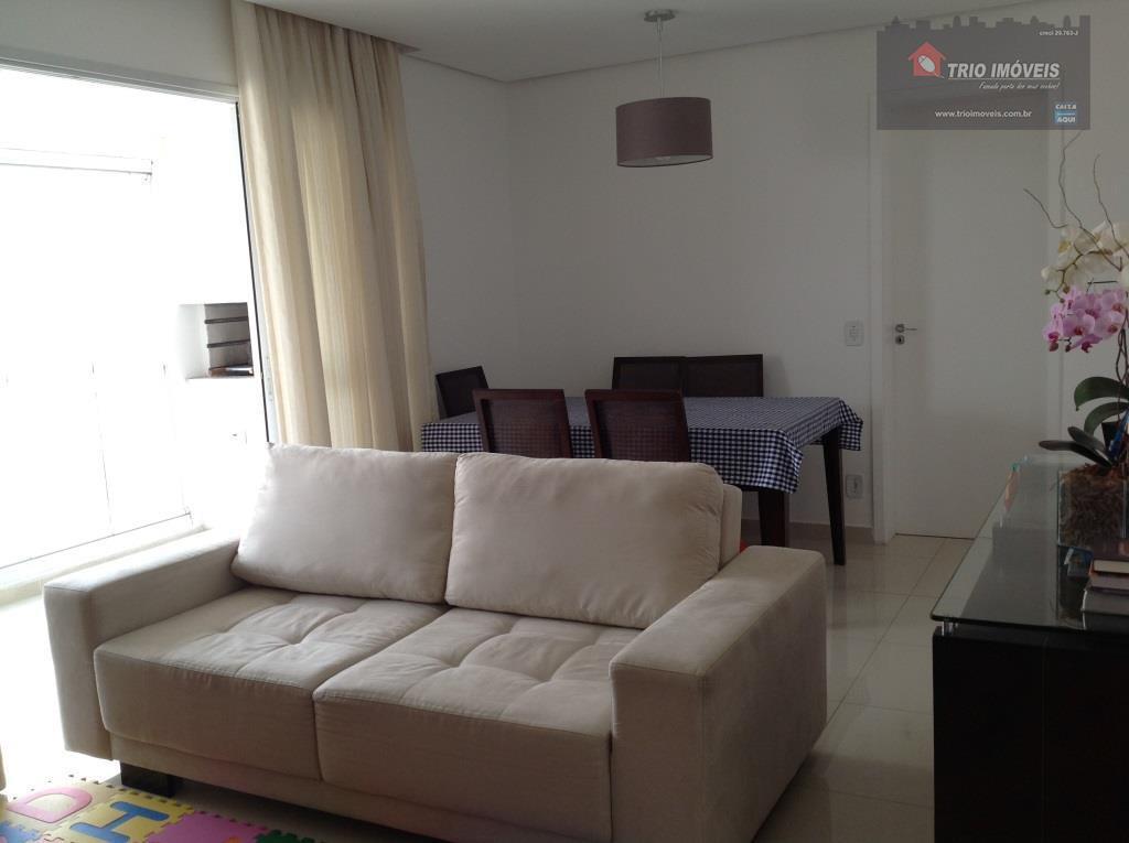 Apartamento residencial à venda, Parque Taboão, Taboão da Serra - AP0001.