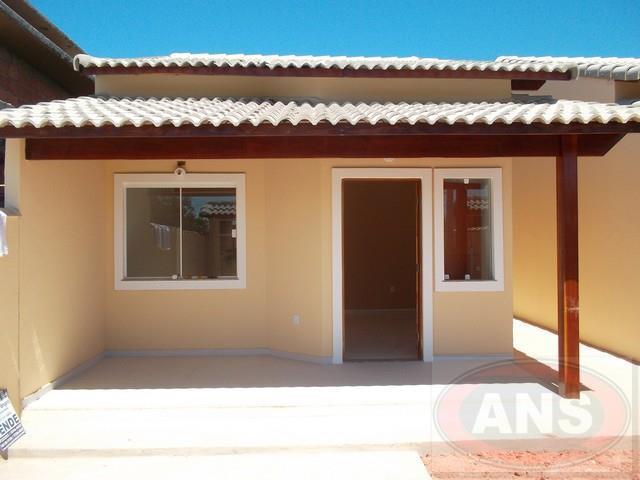 Casa  linear 3 quartos ótima localização!