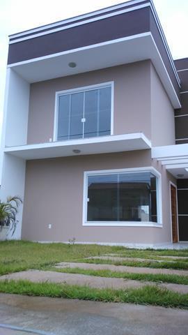 Jardim Atlântico Central (Itaipuaçu), Maricá -Sobrado residencial à venda CA0004.