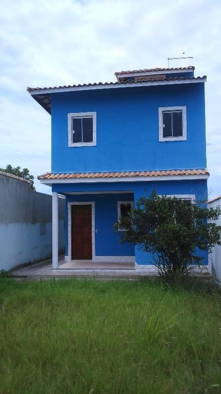 Sobrado residencial à venda, Jardim Atlântico Leste (Itaipuaçu), Maricá - CA0078.