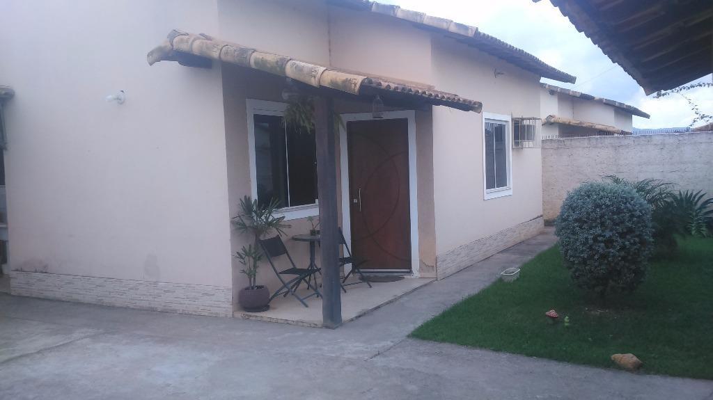 Casa residencial à venda, Jardim Atlântico Leste (Itaipuaçu), Maricá - CA0008.