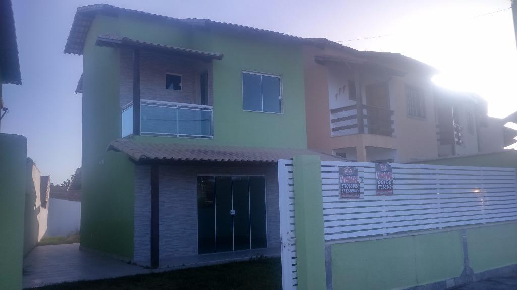 Sobrado residencial à venda, Jardim Atlântico Leste (Itaipuaçu), Maricá - TE0002.