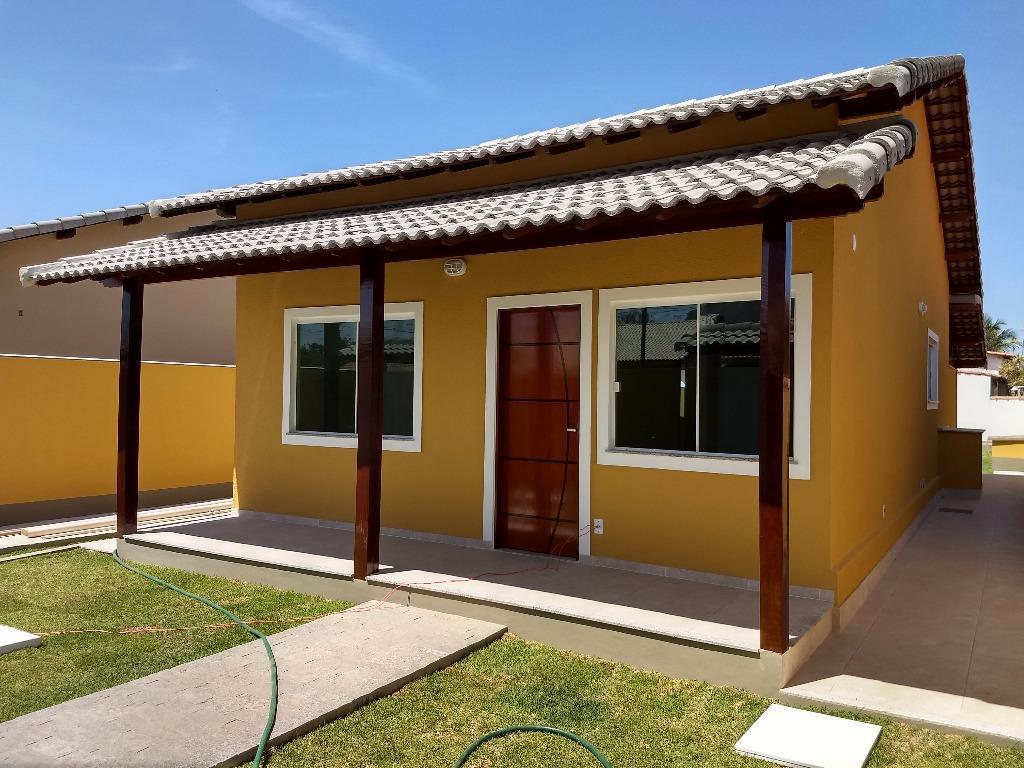 Casa residencial à venda, Jardim Atlântico Oeste (Itaipuaçu), Maricá - CA0012.