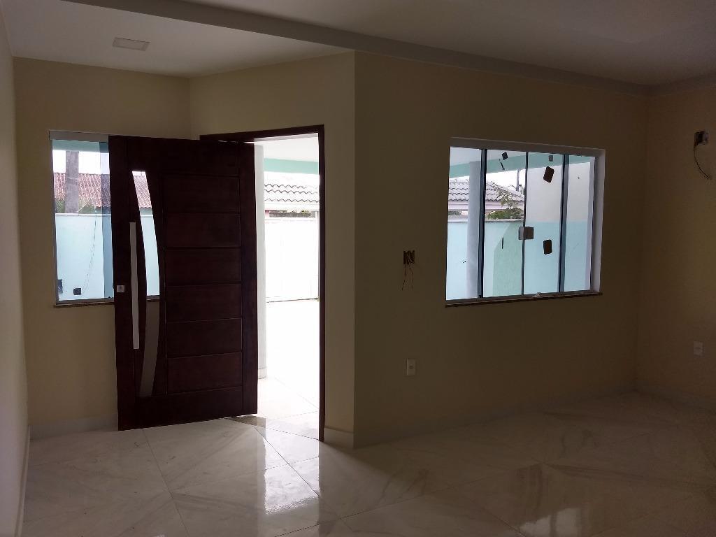 casa com 2 quartos sendo 1 suíte, sala, cozinha, banheiro social, varanda, lavanderia , churrasqueira e,...