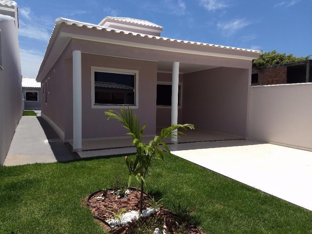 Casa residencial à venda, Jardim Atlântico Oeste (Itaipuaçu), Maricá - CA0073.