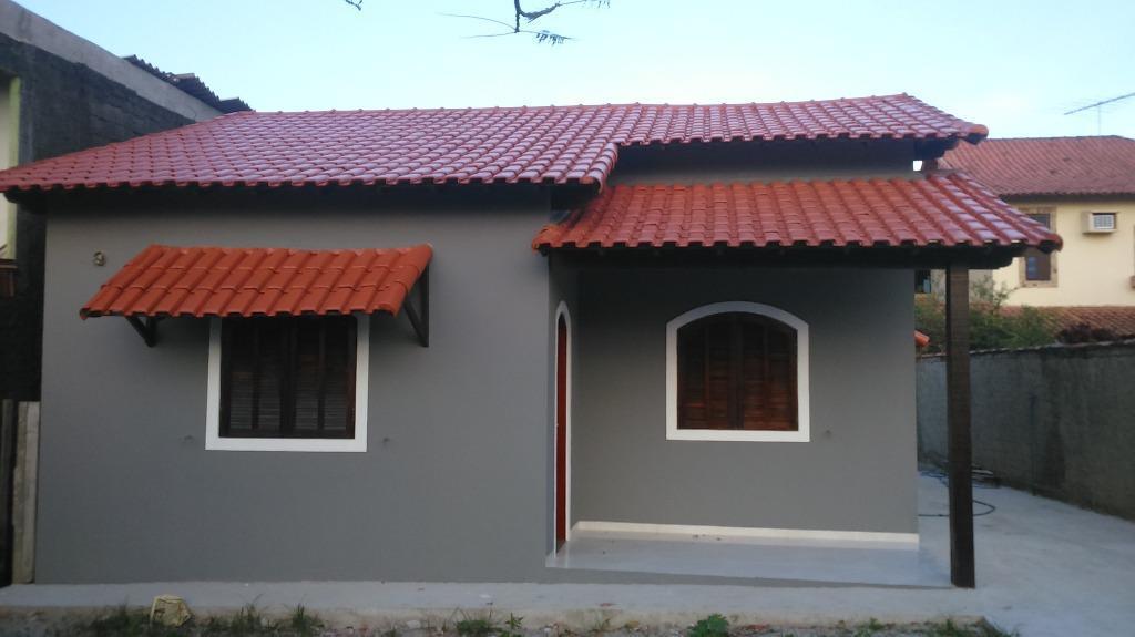 Casa residencial à venda, Jardim Atlântico Leste (Itaipuaçu), Maricá - CA0045.