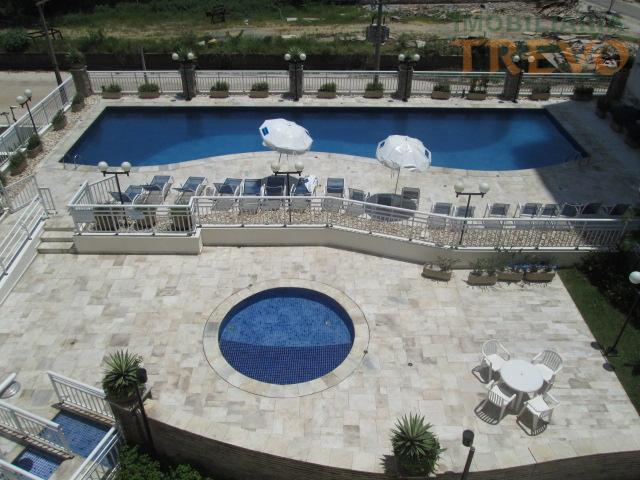 Apartamento residencial para venda e locação, Centro, Bertioga.