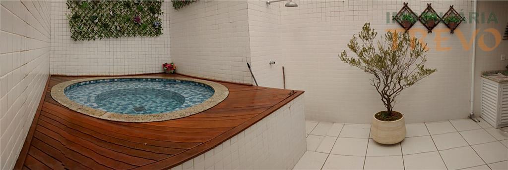 Cobertura residencial à venda, Centro, Bertioga.