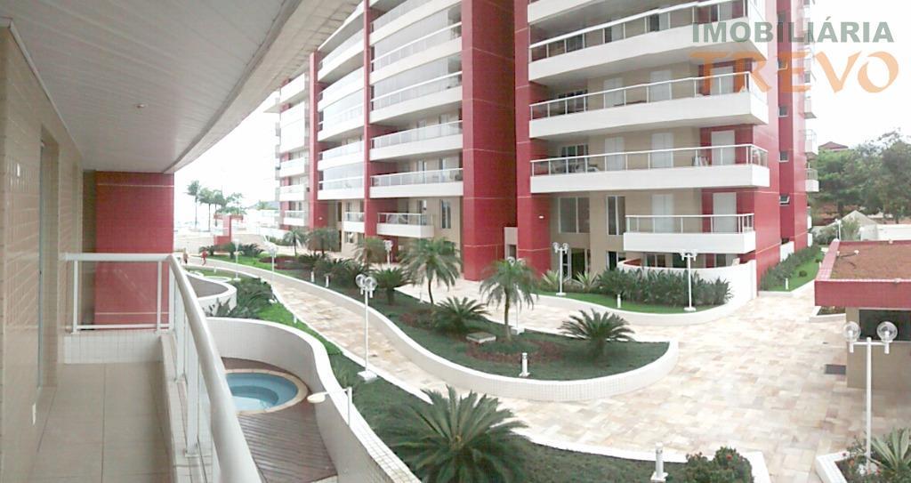 Fantástico Apartamento Duplex Frente ao Mar - Bertioga -Sp