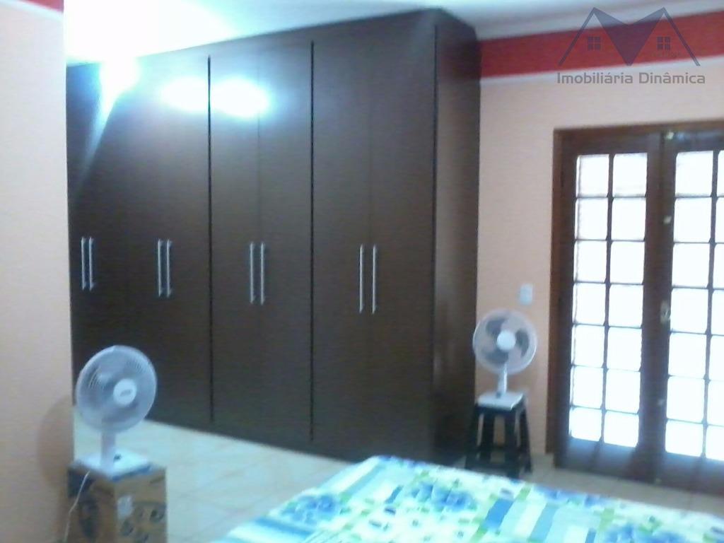 ótima casa no residencial veccon casa com 3 dormitórios, 1 suite, 1 banheiro social, sala, cozinha,...