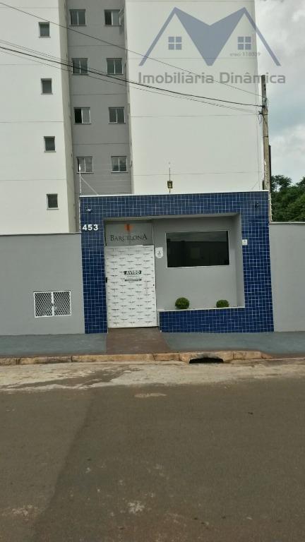Apartamento residencial à venda, Jardim Residencial Ravagnani, Sumaré - AP0018.