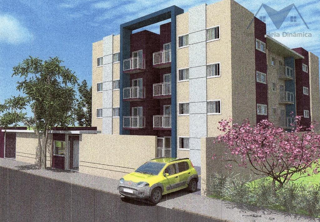 Apartamento  residencial à venda, Jardim Minezotta (Nova Veneza), Sumaré.