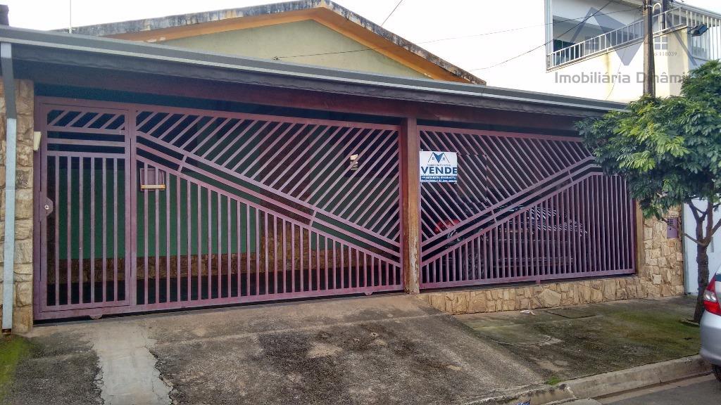 Casa  residencial à venda, Parque Florely (Nova Veneza), Sumaré.