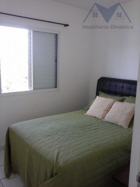 Apartamento  residencial à venda, Jardim Volobueff (Nova Veneza), Sumaré.