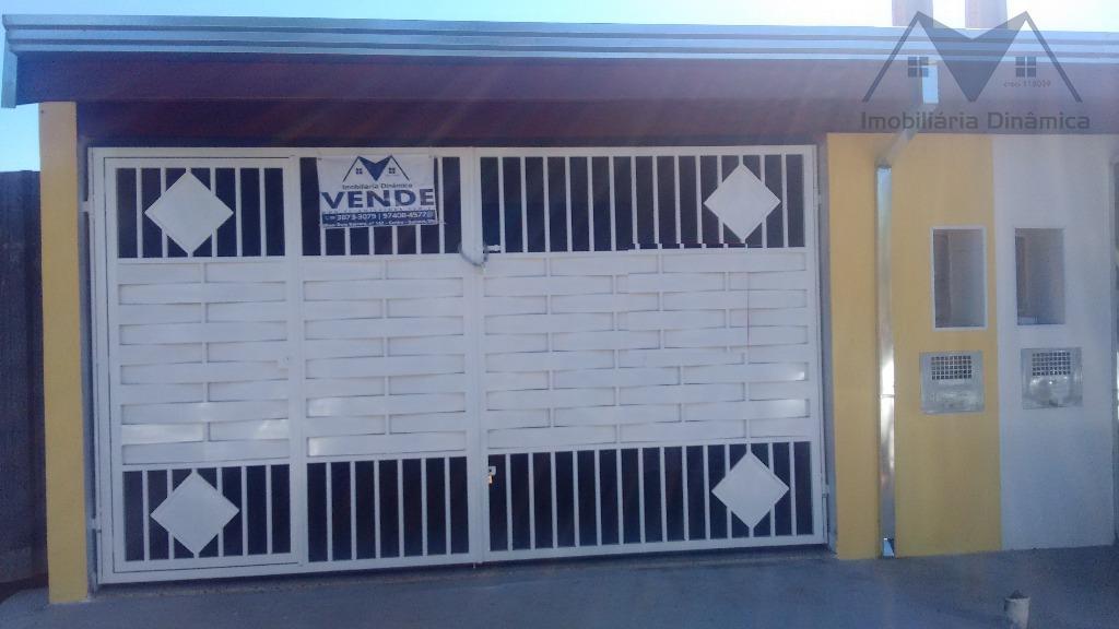 Casa  residencial à venda, Parque Jatobá (Nova Veneza), Sumaré.