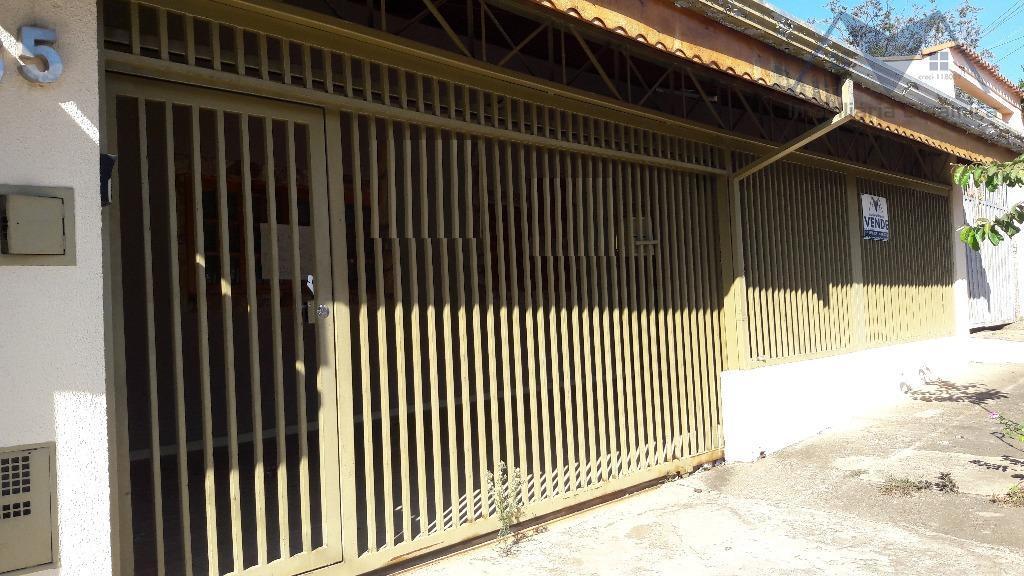Casa  residencial para venda e locação, Parque Virgílio Viel, Sumaré.