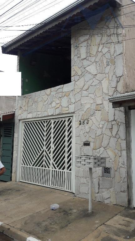 Casa residencial à venda, Jardim dos Ipês, Sumaré.