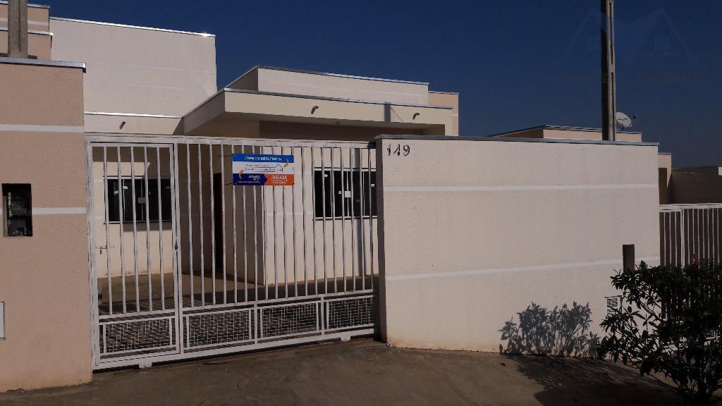 Casa  residencial à venda, Residencial Guairá, Sumaré.