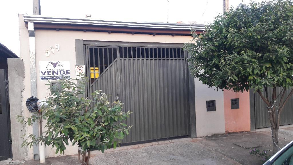 Casa  residencial à venda, Jardim Ipiranga (Nova Veneza), Sumaré.