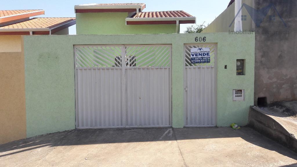 Casa  residencial à venda, Jardim Maria Antonia (Nova Veneza), Sumaré.