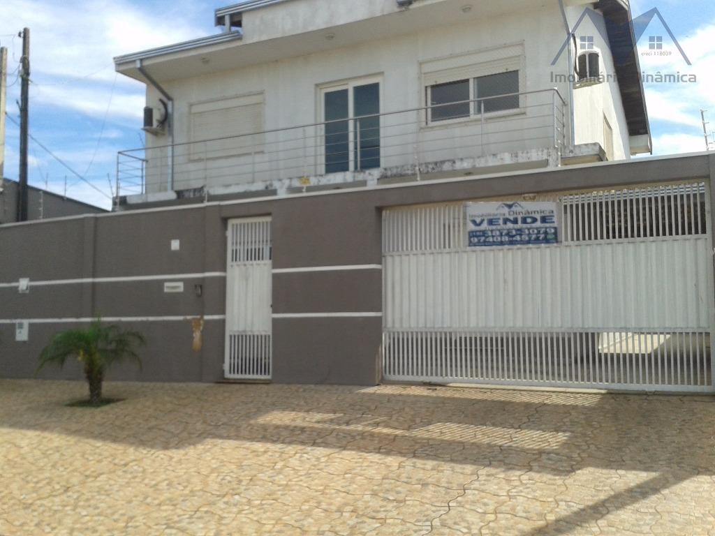 Casa residencial à venda, Parque Manoel de Vasconcelos, Sumaré.