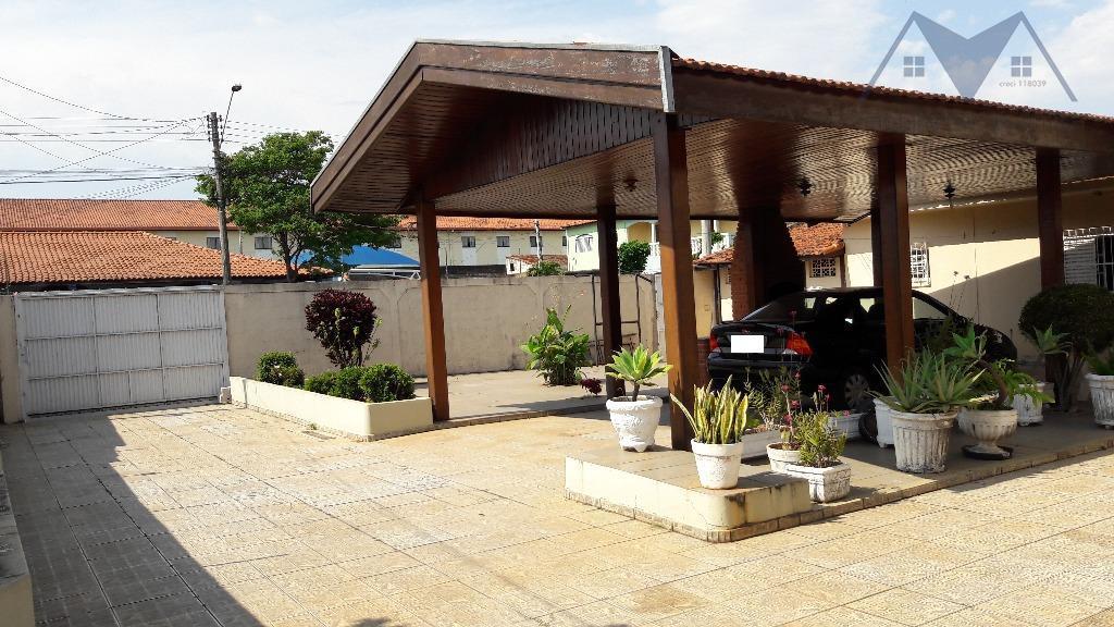 Casa  residencial para venda e locação, Jardim Santa Maria (Nova Veneza), Sumaré.