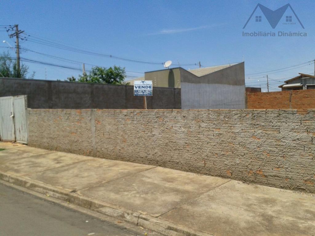 Terreno residencial à venda, Jardim Monte Das Oliveiras, Nova Odessa.