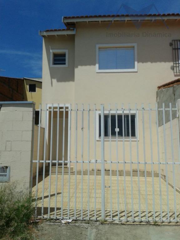 Sobrado residencial à venda, Chácara Monte Alegre, Sumaré.