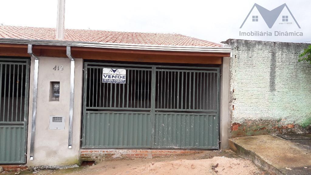 Casa residencial à venda, Parque Ideal (Nova Veneza), Sumaré.