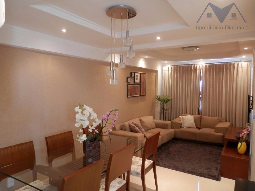 Apartamento residencial à venda, Vila Menuzzo, Sumaré.