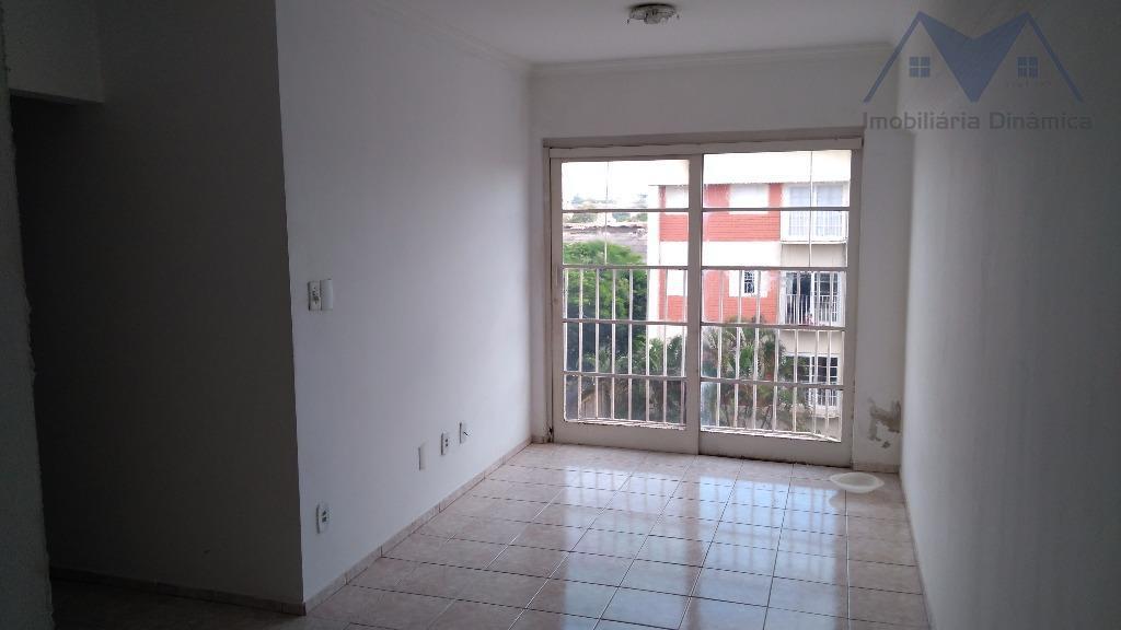 Apartamento residencial para venda e locação, Vila Santa Terezinha, Sumaré.
