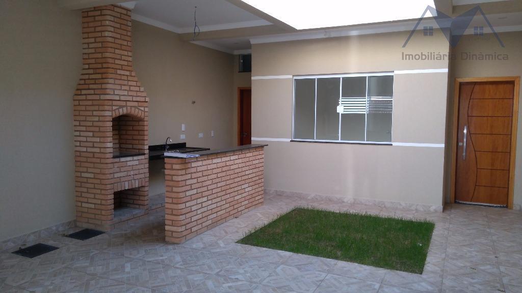 Casa residencial à venda, Jardim Terramérica I, Americana.