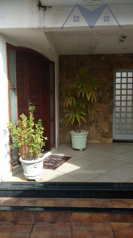 Casa residencial à venda, Vila Santa Terezinha, Sumaré.