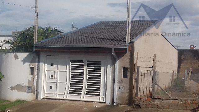 Casa residencial à venda, Residencial Bordon, Sumaré.