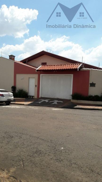 Casa residencial à venda, Residencial Santa Luiza I, Nova Odessa.