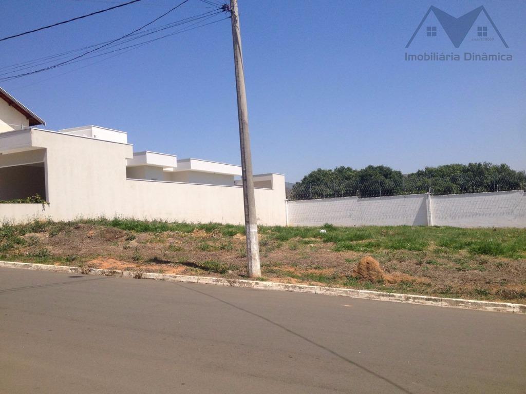 terreno residencial condomínio green park residence, excelente localização e com 416 m².total infraestrutura, circuito interno de...