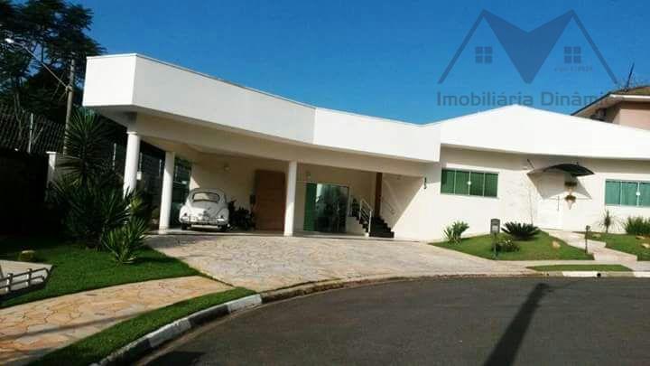 Casa residencial à venda, Jardim Residencial Parque da Floresta, Sumaré.
