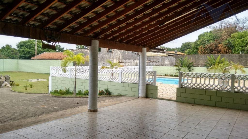 Chácara residencial à venda, Chácara Recreio Alvorada, Hortolândia.