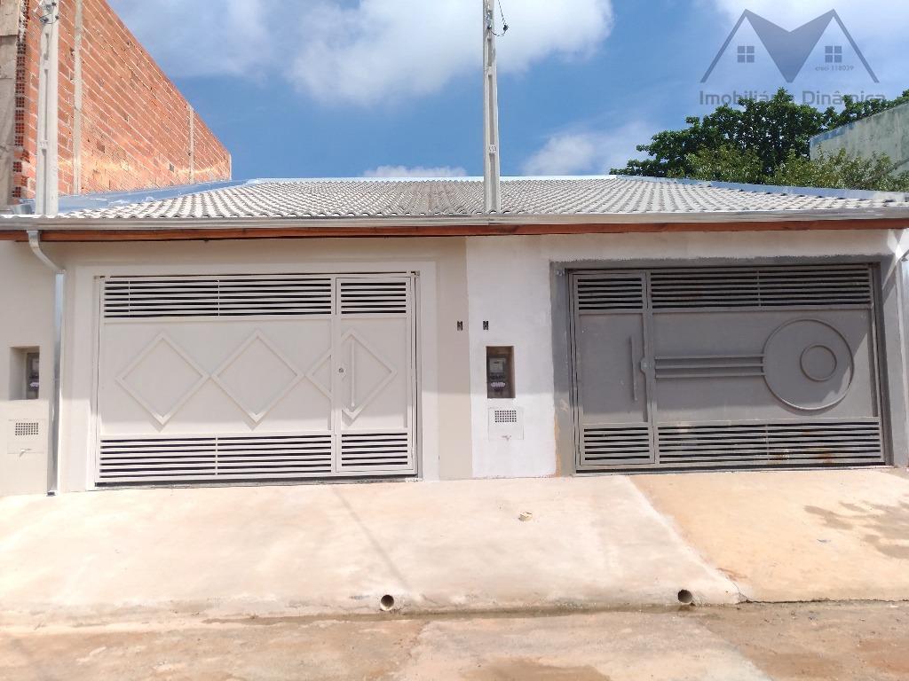 Casa residencial à venda, Jardim Mineápolis (Nova Veneza), Sumaré - CA0503.