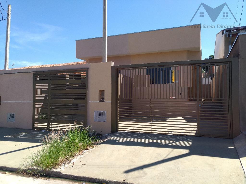Casa residencial à venda, Parque Orestes Ôngaro, Hortolândia.