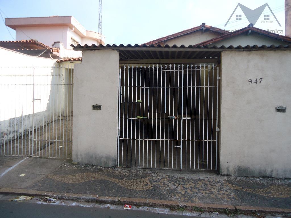 Casa residencial para locação, Centro, Sumaré.