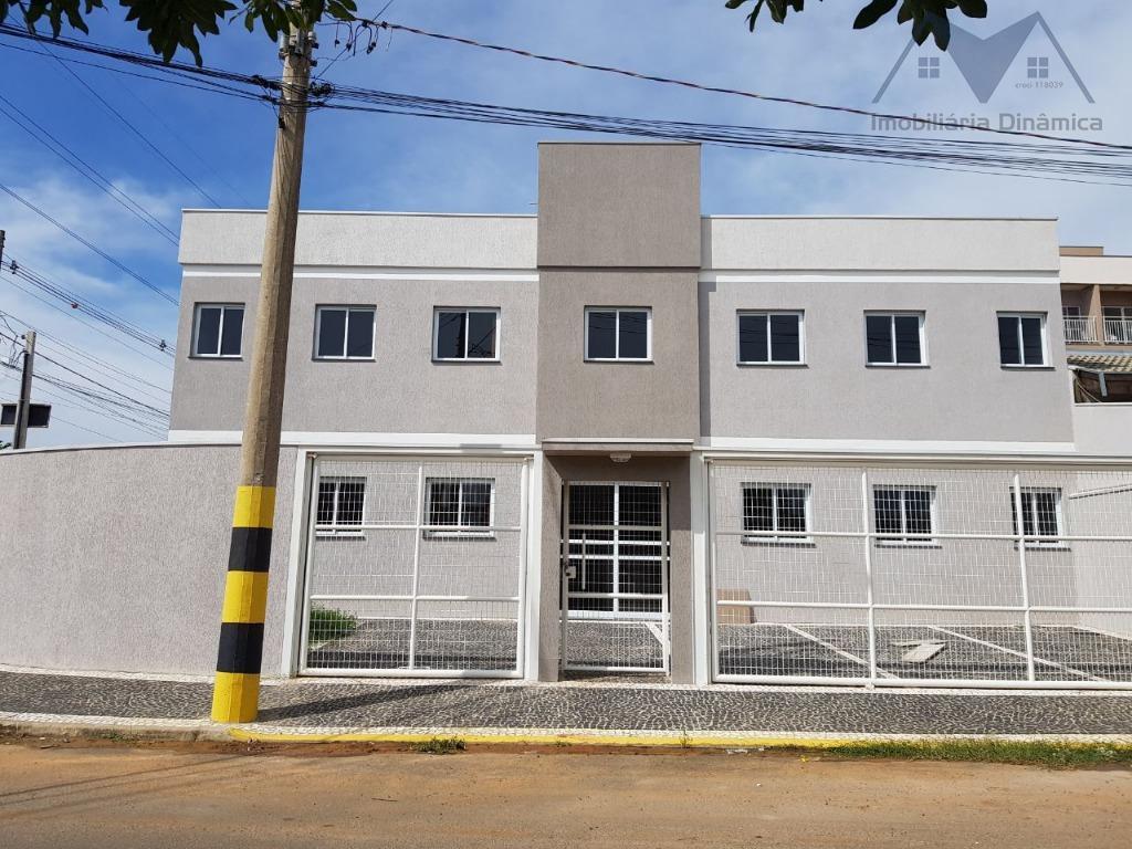 Apartamento residencial à venda, Jardim da Balsa I, Americana.