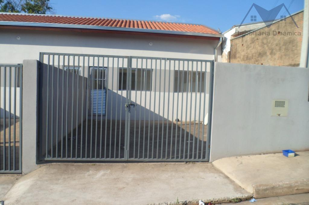 Casa residencial à venda, Parque Euclides Miranda, Sumaré.